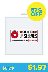 """Record Sleeve 12"""" LP Outer Jacket"""