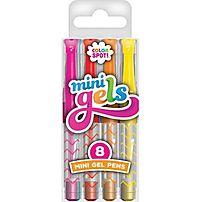 Mini Gels (Set of 8 Mini Gel Pens)