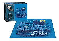 Journey To Hogwarts 200-Piece Puzzle (Harry Potter)