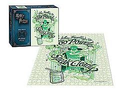 Floo Powder 200-Piece Puzzle (Harry Potter)