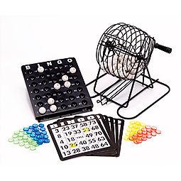 Retro Bingo Game