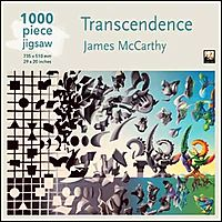 James McCarthy - Transcendence 1000pc Puzzle