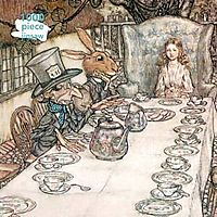 Arthur Rackham - Alice In Wonderland Tea Party 1000pc Puzzle