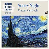 Van Gogh - Starry Night1000pc Puzzle