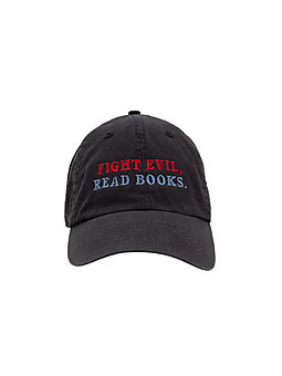 Fight Evil Read Books Cap