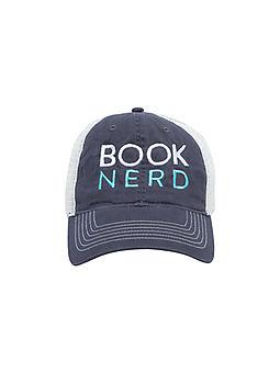 Book Nerd Trucker Cap