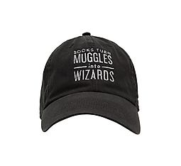 Books Turn Muggles into Wizards Cap