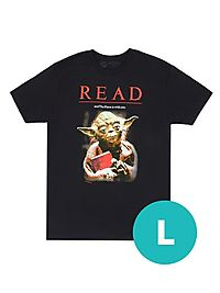Yoda Star Wars READ Unisex T-Shirt - Unisex Large
