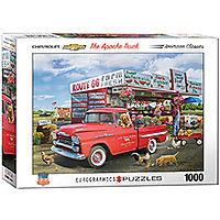 P2 The Apache Truck 1000 pc Puzzle